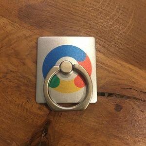 Google Logo Phone Ring
